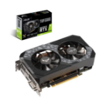 ASUS TUF-RTX2060-O6G-GAMING GeForce RTX 2060 6 GB GDDR6