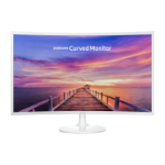 "Samsung C32F391FWU 81,3 cm (32"") 1920 x 1080 Pixeles Full HD LED Blanco"