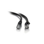 C2G 2m Cat5E UTP LSZH Network Patch Cable - Black