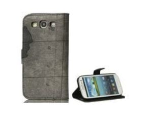 MicroMobile MSPP2878 Flip case Grey mobile phone case