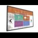 "Philips Signage Solutions 55BDL4051T/00 pantalla de señalización Pantalla plana para señalización digital 138,8 cm (54.6"") Full HD Negro Pantalla táctil Android"