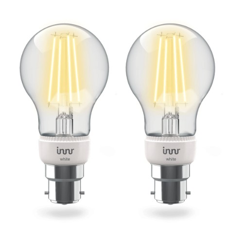 Innr Lighting BF 265-2 smart lighting Smart bulb White ZigBee 6.3 W