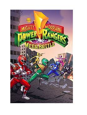 Microsoft Power Rangers: Mega Battle - Xbox One Download Code Basic