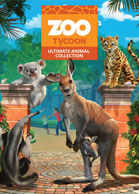 Nexway Zoo Tycoon: Ultimate Animal Collection vídeo juego PC Español