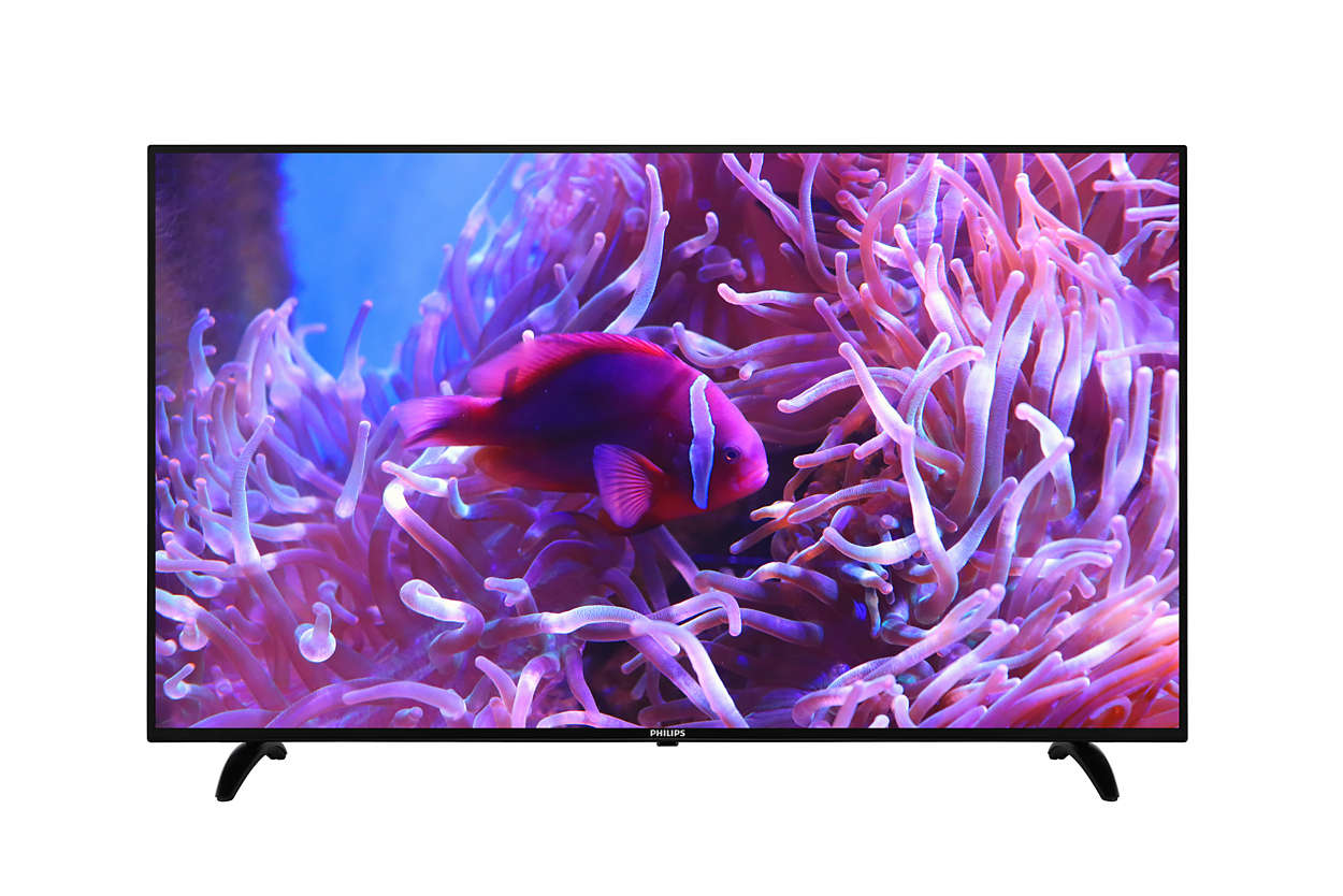 "Philips Studio 65HFL2899S/12 hospitality TV 165.1 cm (65"") 4K Ultra HD 350 cd/m² Black 16 W A++"