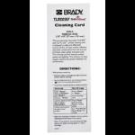 Brady PCK-5 printer cleaning
