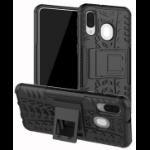 "CoreParts MOBX-COVER-A40-B mobile phone case 15 cm (5.9"") Black"