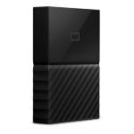 Western Digital My Passport external hard drive 3000 GB Black