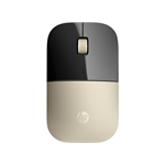 HP Z3700 RF Wireless Blue LED 1200DPI Ambidextrous Gold mice
