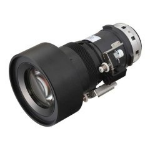 NEC NP20ZL projection lense