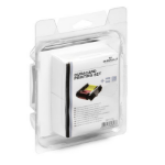 Durable 891300 blank plastic card