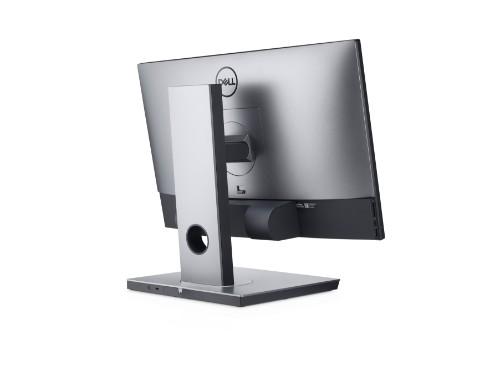 """DELL OptiPlex 7460 60.5 cm (23.8"""") 1920 x 1080 pixels 8th gen Intel® Core™ i5 i5-8500 8 GB DDR4-SDRAM 256 GB SSD Black All-in-One PC"""