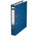 Leitz 180° Lever Arch File Plastic 50 mm Plastic Blue ring binder