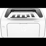 HP LaserJet Pro M12a 600 x 600DPI A4