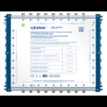 Spaun SMK 99169 FA satellite multiswitch 10 inputs 25 outputs