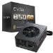 EVGA 850 GQ unidad de fuente de alimentación 850 W ATX Negro