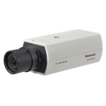 Panasonic WV-SPN311A IP security camera Indoor & outdoor Box White security camera