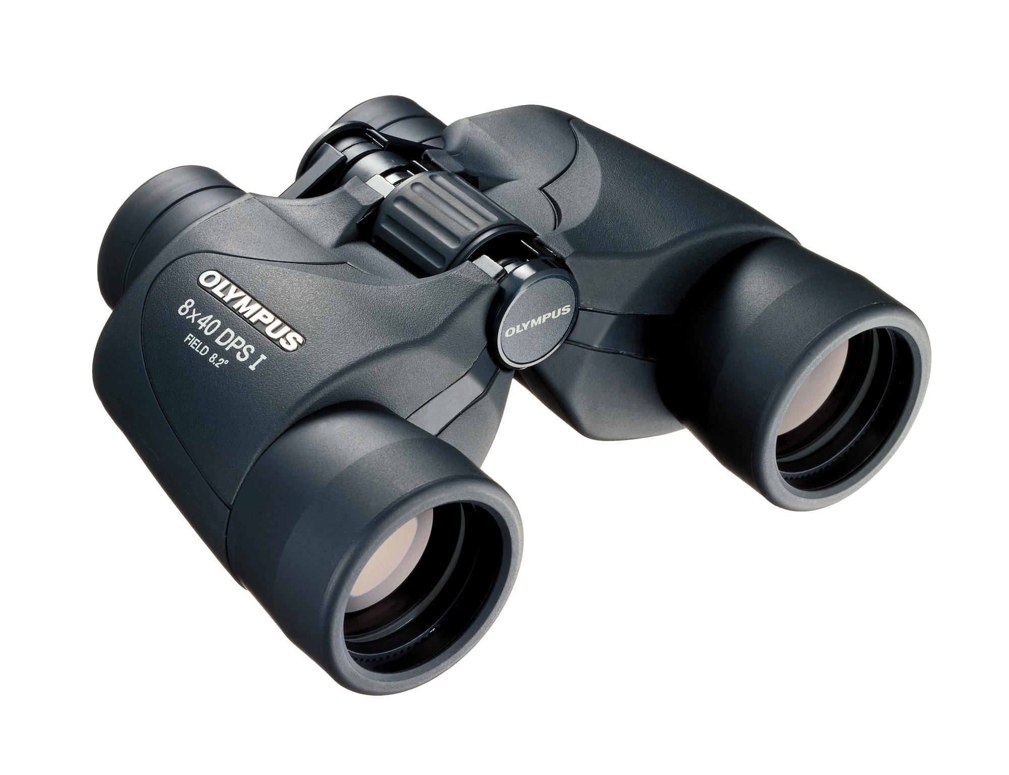 8x40 Dps I Binoculars 8x Magnification Non-waterproof Rubber Coating 1 Year Warranty