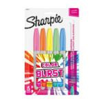 Sharpie Fine Permanent Marker Colour Burst PK5