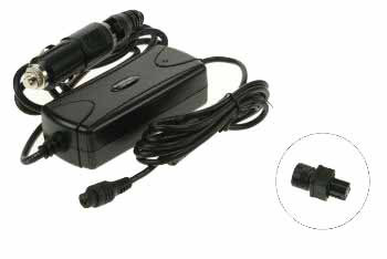2-Power CAC0636A Auto Black power adapter/inverter