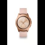 "Samsung SM-R815F smartwatch Rose gold SAMOLED 3.3 cm (1.3"") GPS (satellite)"