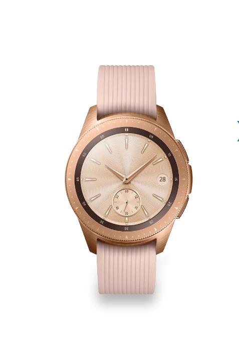 Samsung SM-R815F smartwatch Rose gold SAMOLED 3.3 cm (1.3