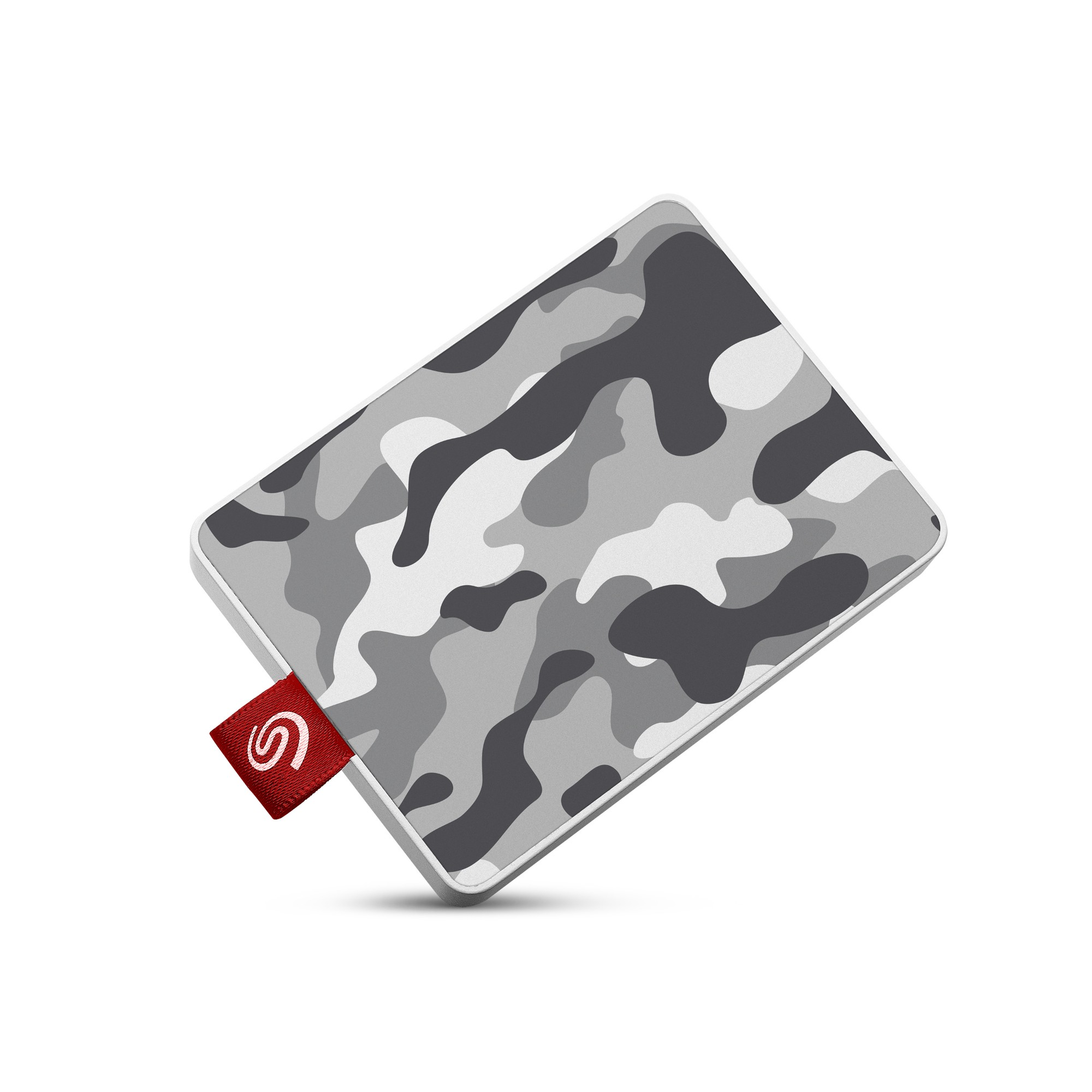 Seagate STJE500404 external hard drive 500 GB Camouflage,Grey