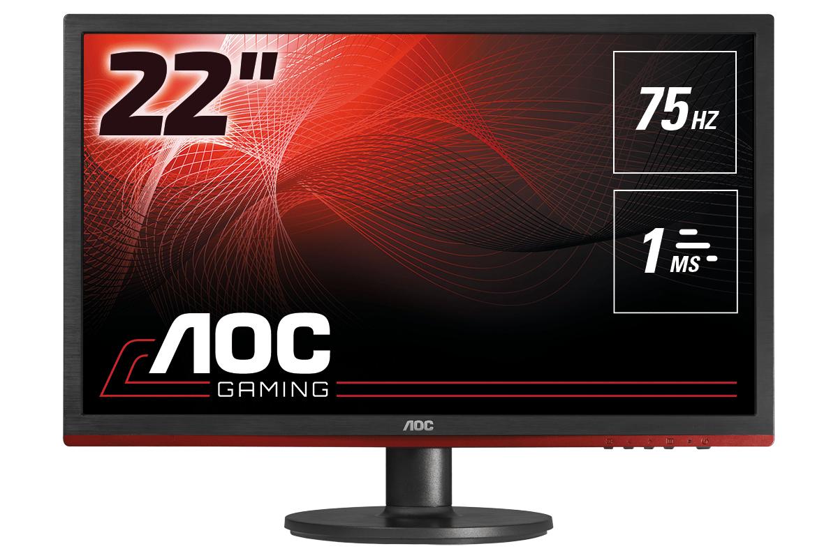 AOC Value-line G2260VWQ6 LED display 54.6 cm (21.5