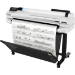 HP Designjet T530 large format printer Colour 2400 x 1200 DPI Thermal inkjet Ethernet LAN Wi-Fi