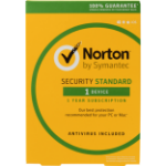 Symantec Norton Security Standart 1usuario(s) 1Año(s) Base license ESP dir