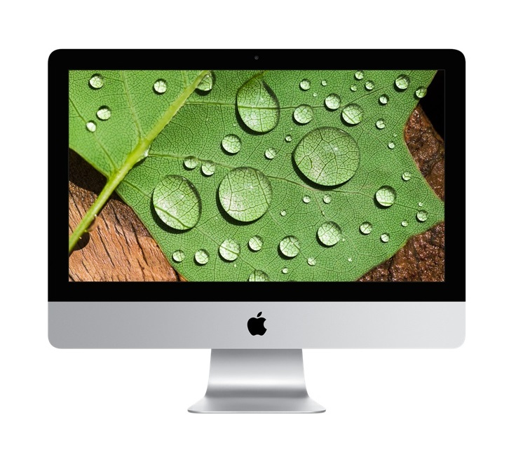 """Apple iMac 3.1GHz 21.5"""" 4096 x 2304pixels Silver All-in-One PC"""