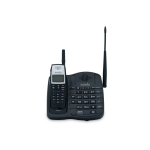 EnGenius FreeStyl 1 Analog/DECT telephone Caller ID Black