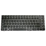 HP SPS KEYBOARD 13.314.0 SILVER UK 646365-031