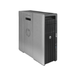 HP Z 620 2.1GHz E5-2620V2 Mini Tower Black Workstation