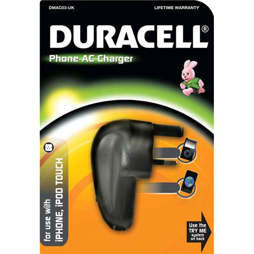 Duracell DMAC03-UK mobile device charger