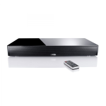 Canton DM 60 soundbar speaker 2.1 channels Black