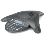 POLY SoundStation2 teleconferencing equipment