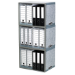 Fellowes R-kive Stax File Store 01850 - 5 Pack