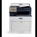 Xerox WorkCentre 6515 Multifunctionele Kleurenprinter, Afdrukken/Kopiëren/Scannen/E-Mail/Faxen, A4, 28/28Ppm, Dubbelzijdig, Usb/Ethernet/Wireless, Papierlade Voor 250 Vel, Multi-Purpose Lade Voor 50 Vel, Dadf (Single-Pass Dubbelzijdig) Voor 50 Vel, Verkoc