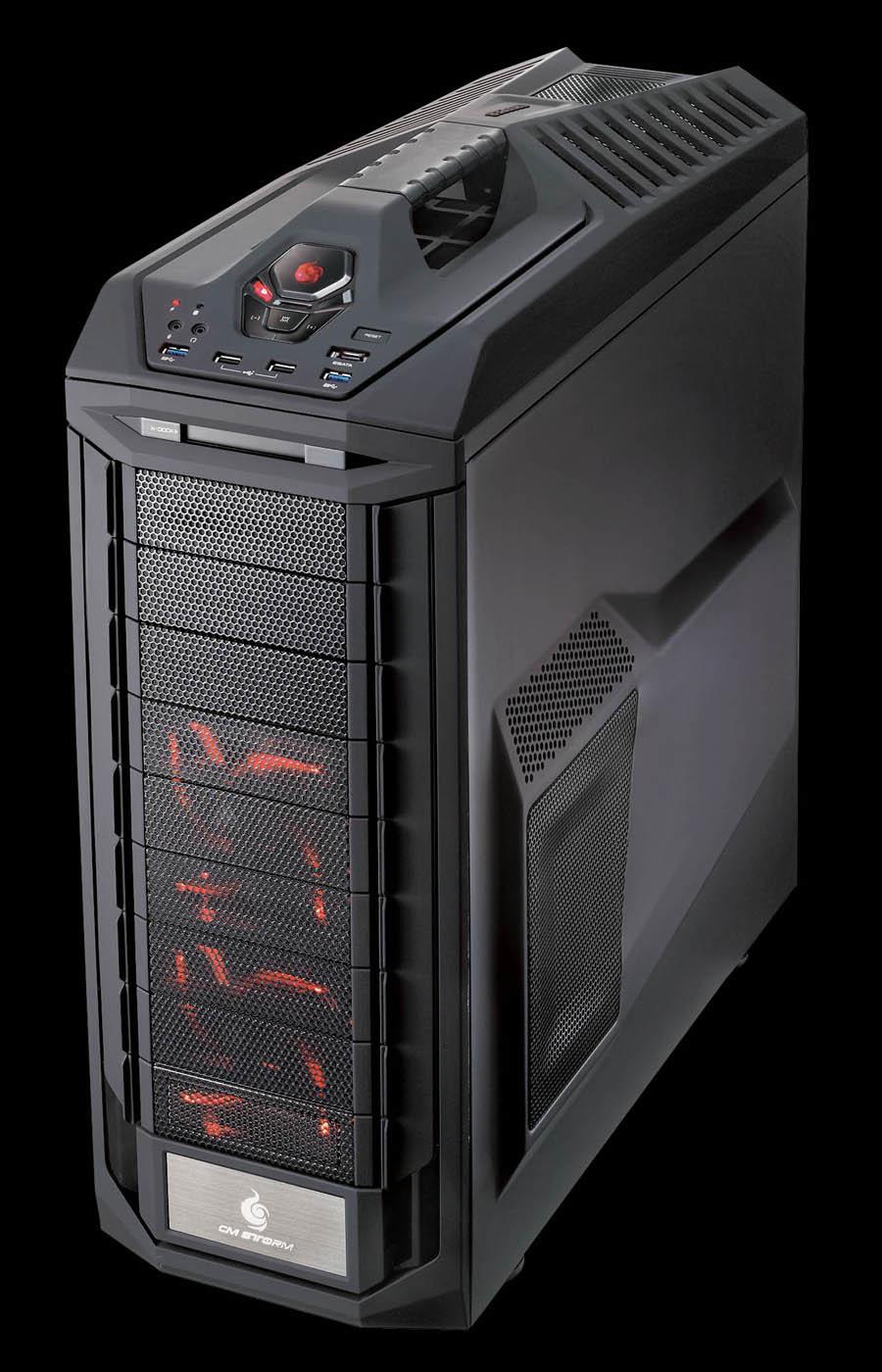 Cooler Master CM Storm Trooper - Computer Cases - Computer Components