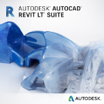 Autodesk AutoCAD Revit LT Suite, 1U, 1Y 1licencia(s) Electronic Software Download (ESD) Plurilingüe