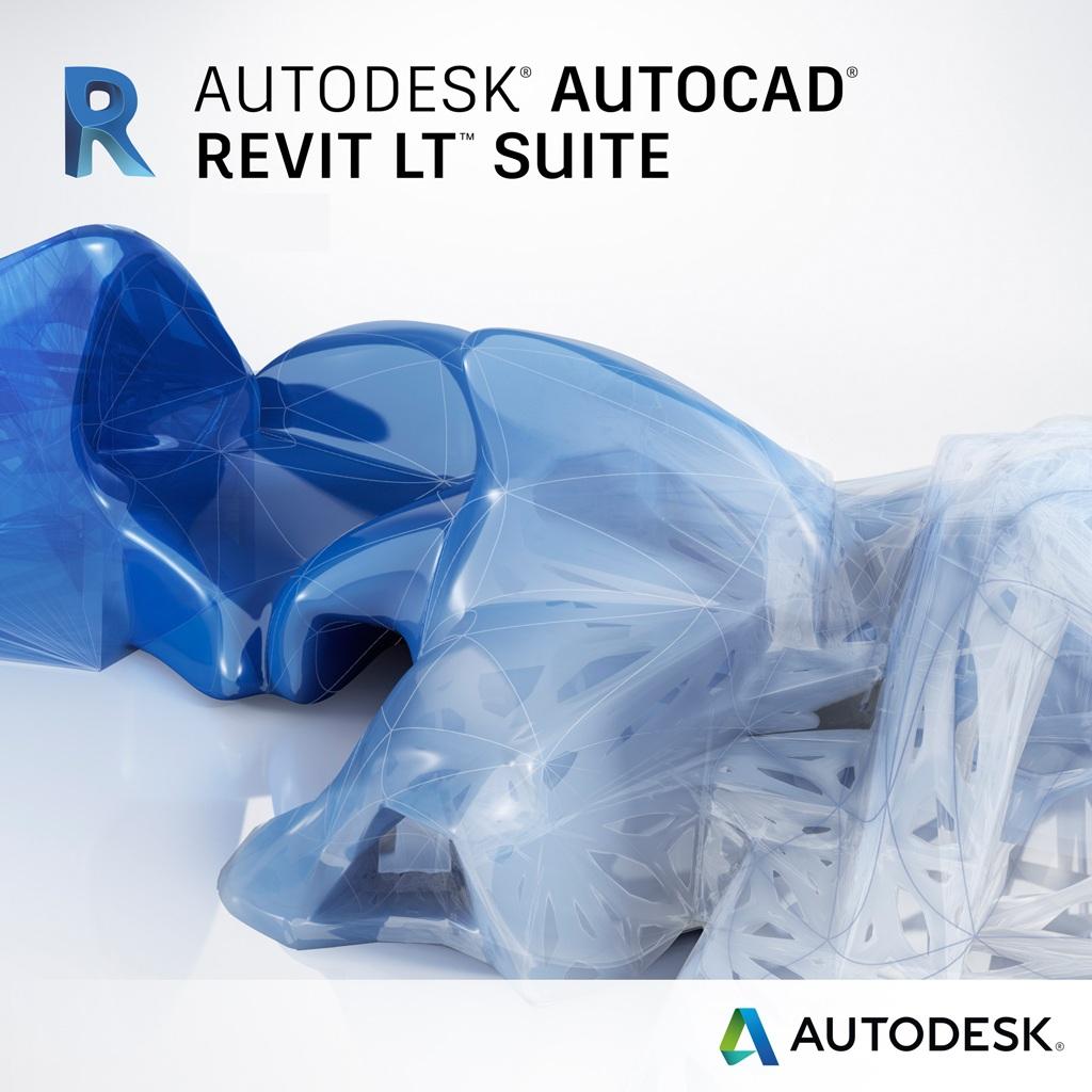Autodesk AutoCAD Revit LT Suite, 1U, 1Y 1 licencia(s) Descarga electrónica de software (ESD, Electronic Software Download) Plurilingüe
