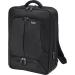 Dicota Backpack PRO Laptop Bag 12-14.1inch  - Black - Nylon - Handle,