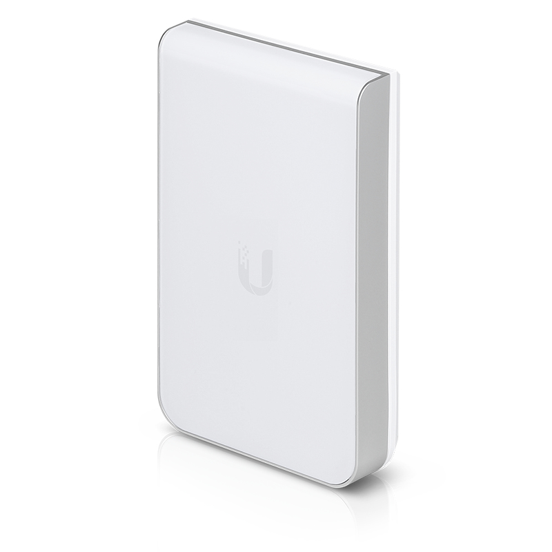 Ubiquiti Networks UniFi AC In‑Wall Pro Wi-Fi Access Point 1300Mbit/s Power over Ethernet (PoE) Grey, White WLAN access point