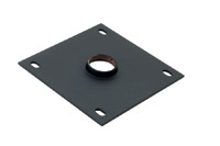 Chief Ceiling Plate flat panel ceiling mount Black