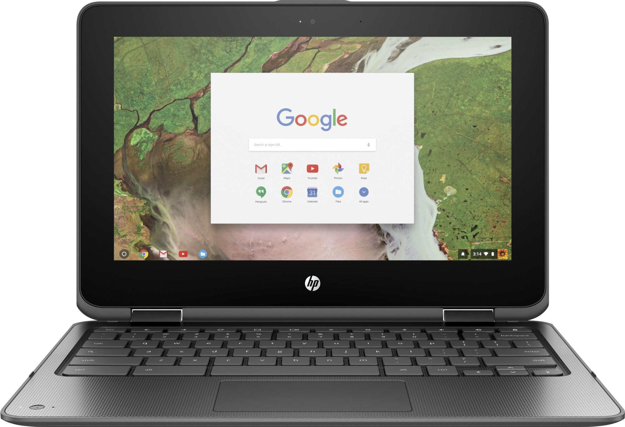 HP Chromebook x360 11 G1 EE 1TT11EA#ABU Cel N3350 4GB 32GB SSD 11.6Touch BT CAM Chrome OS