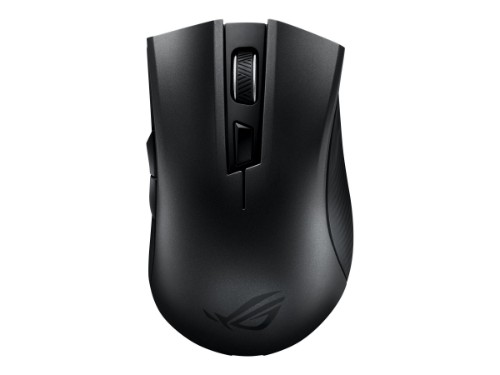 ASUS ROG Strix Carry mouse RF Wireless+Bluetooth Optical 7200 DPI Right-hand