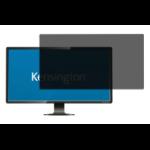 """Kensington Filtros de privacidad - Extraíble 2 vías para monitores 19,5"""" 16:9"""
