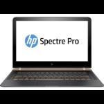 "HP Spectre 13 Pro G1 2.3GHz i5-6200U 13.3"" 1920 x 1080pixels Silver Notebook"