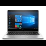 "HP EliteBook 840 G6 DDR4-SDRAM Notebook 35.6 cm (14"") 1920 x 1080 pixels Touchscreen 8th gen Intel® Core™ i5 8 GB 256 GB SSD Wi-Fi 6 (802.11ax) Windows 10 Pro Silver"